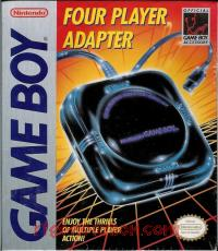 Nintendo Game Boy Four Player Adapter  Box Front 200px