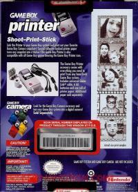Game Boy Printer  Box Back 200px