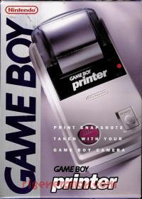 Game Boy Printer  Box Front 200px