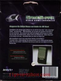 GameShark  Box Back 200px