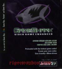GameShark  Box Front 200px