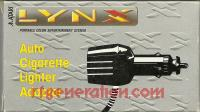 Atari Lynx Car Adapter  Box Front 200px