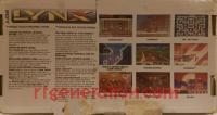 Atari Lynx II  Box Back 200px