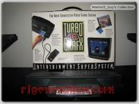 NEC TurboGrafx-16  Box Back 200px