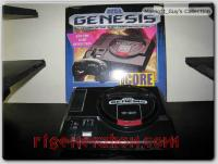 Sega Genesis The Core System Box Front 200px