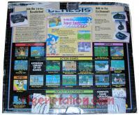 Sega Genesis Sonic The Hedgehog Bundle Box Back 200px