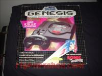 Sega Genesis Sonic the Hedgehog Bundle - High Def Graphics Box Front 200px