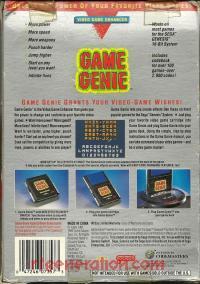 Game Genie Black Label Box Back 200px