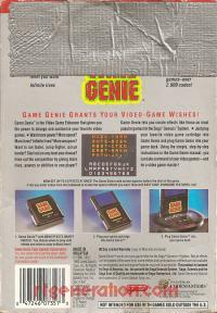 Game Genie Gold Label Box Back 200px