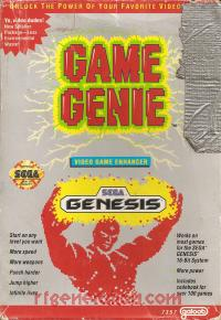 Game Genie Gold Label Box Front 200px