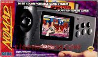Sega Nomad  Box Front 200px