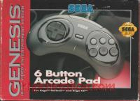 6 Button Arcade Pad  Box Front 200px