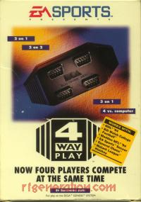 4 Way Play Electronic Arts Box Front 200px