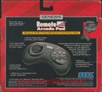 6-Button IR Wireless Control Pad  Box Back 200px