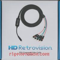 YPbPr Component Video Cable for Genesis Second Revision Box Front 200px
