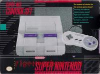 Super Nintendo Entertainment System Control Set Box Front 200px