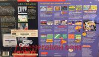 Super Nintendo Entertainment System Super Set Box Back 200px