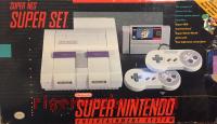 Super Nintendo Entertainment System Super Set Box Front 200px