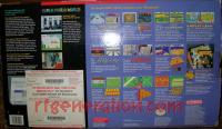 Super Nintendo Entertainment System Super Set - Super Mario All-Stars Offer Box Back 200px