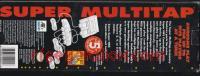 Super Multitap  Box Back 200px