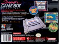 Super Game Boy  Box Back 200px