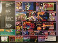 SNES Classic Edition  Box Back 200px