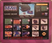 Sega Game Gear Blue Sports Edition Box Back 200px