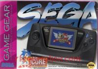Sega Game Gear The Core System Box Front 200px