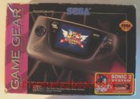 Sega Game Gear Sonic 2 System Box Front 200px