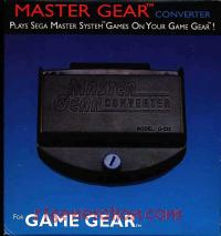 Master Gear Converter  Box Front 200px