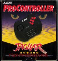 Atari Jaguar Pro Controller  Box Front 200px