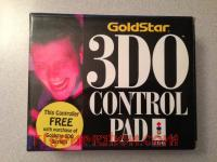 3DO Control Pad Goldstar Box Front 200px