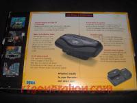 Sega Genesis 32X  Box Back 200px
