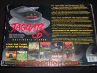 Atari Jaguar CD  Box Back 200px