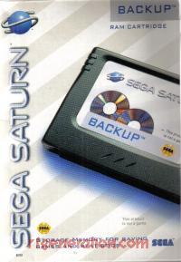 Backup RAM Cart  Box Front 200px