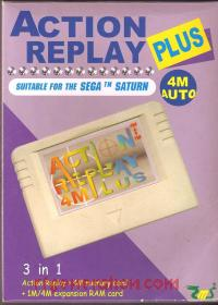 Action Replay 4M Plus  Box Front 200px