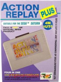 Action Replay 4M Plus With COMM Port Box Front 200px