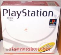 Sony PlayStation Digital Controller, SCPH-5501 Box Front 200px