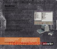 DexDrive Game Save Exchange System  Box Back 200px