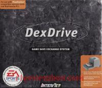 DexDrive Game Save Exchange System  Box Front 200px