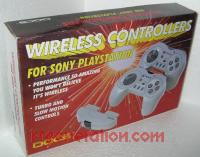 Doc's Wireless Controllers  Box Front 200px