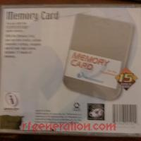 Memory Card  Box Back 200px