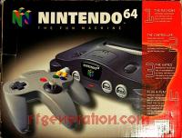 Nintendo 64  Box Front 200px