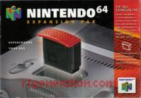 Expansion Pak Official Nintendo Box Front 200px
