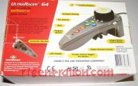 UltraRacer 64  Box Back 200px