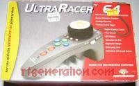 UltraRacer 64  Box Front 200px