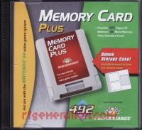 Performance Memory Card Plus  Box Front 200px