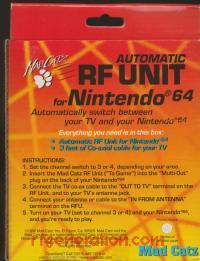 Automatic RF Unit  Box Back 200px