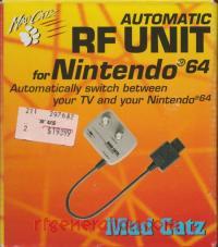 Automatic RF Unit  Box Front 200px