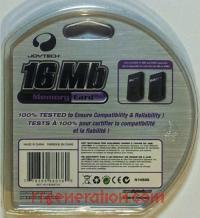 16MB Memory Card Black Box Back 200px